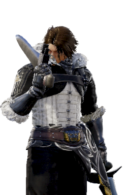 Custom Series:Final_Fantasy Squall Style:Cervantes // 256x384 // 194.4KB