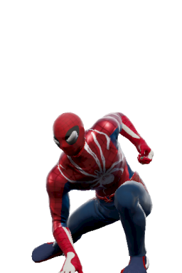 PS4 Series:Avengers Series:Marvel Series:Spider-Man Spider-man Style:Taki // 256x384 // 106.3KB