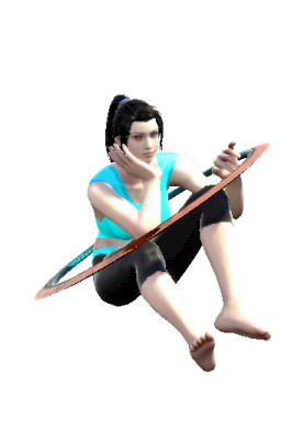 DLC Series:Nintendo Series:Super_Smash_Bros Wii_Fit_Treaner // 256x384 // 116.8KB