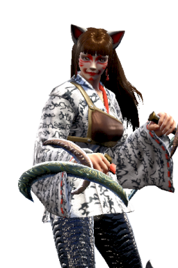 Breakable Custom Import NPC Rin Series:Libra_of_Soul Series:Nekomata_Gang Series:Soulcalibur Style:Talim // 256x384 // 243.6KB