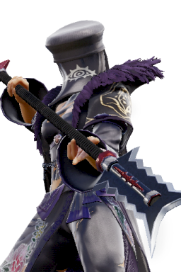 Breakable Custom Inspired_By_Jezzared Seong_Mi-na Series:Aval_Organization Series:Soulcalibur Style:Seong_Mi-na // 256x384 // 260.1KB
