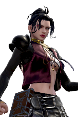 Custom Morrigan Series:Dragon_Age Style:Kilik // 256x384 // 196.3KB