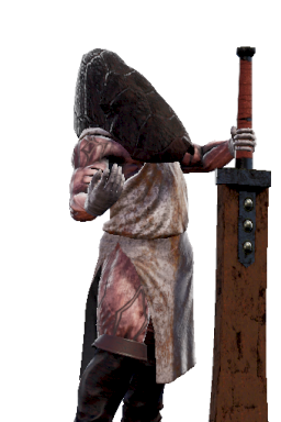 Pyramid_Head Series:Silent_Hill Style:Nightmare // 256x384 // 200.4KB