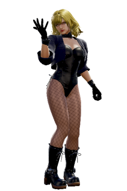 Black_Canary Series:DC Series:Justice_League Style:Amy // 256x384 // 105.5KB