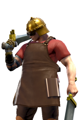 Engineer Style:Cervantes Team_Fortress_2 // 256x384 // 191.4KB