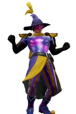 Clopin Custom Series:The_Hunchback_of_Notre_Dame Style:Voldo // 256x384 // 143.9KB