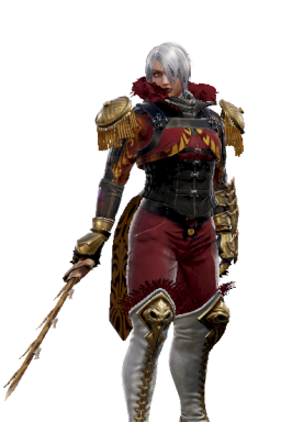 Alternate Ivy Series:Soulcalibur Style:Ivy // 256x384 // 174.2KB