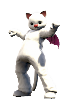 Custom Moogle Series:Final_Fantasy Style:Azwel // 256x384 // 171.7KB