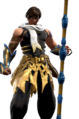 Custom Ozymandias Series:Fate Style:Kilik // 256x384 // 219.6KB