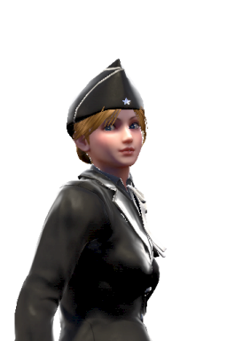 Custom Original_Character Style:Groh Tank_Officer // 256x384 // 109.6KB