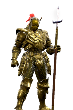 Custom Ornstein Series:Dark_Souls Style:Kilik // 256x384 // 183.5KB