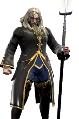Custom Modded Series:Fate Style:Kilik Vlad_III // 256x384 // 190.5KB