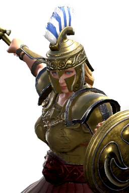 Alternate Hoplite Modded Series:Soulcalibur Sophitia Style:Sophitia Unbreakable_Parts // 256x384 // 232.6KB