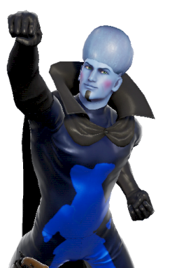 Custom Megamind Series:Megamind Style:Azwel // 256x384 // 184.5KB