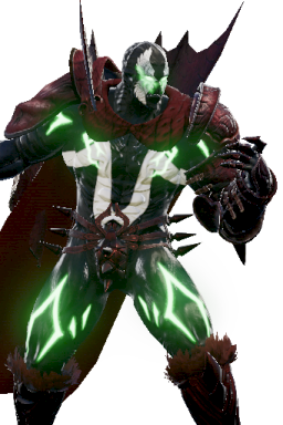 Custom Series:Spawn Spawn Style:Azwel // 256x384 // 250.8KB