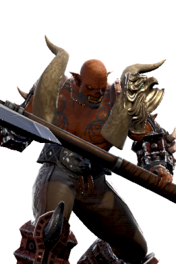 Custom Garrosh Series:Heroes_of_the_Storm Series:Warcraft Series:World_of_Warcraft Style:Astaroth // 256x384 // 216.1KB