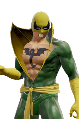 Iron_Fist Marvel Marvel_Comics MattGamer Series:Marvel Style:Maxi // 256x384 // 229.6KB