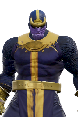 Marvel Marvel_Comics MattGamer Series:Marvel Style:Azwel Thanos // 256x384 // 248.3KB
