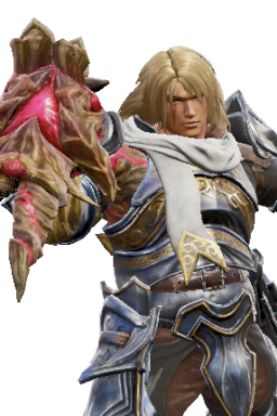 Alternate Custom MattGamer Series:Soulcalibur Siegfried Style:Siegfried // 256x384 // 352.9KB