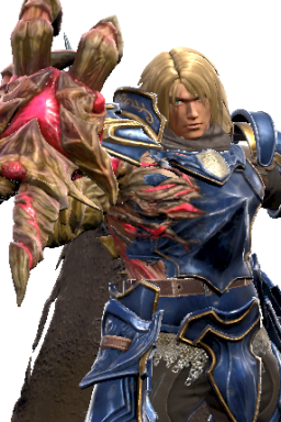 Alternate Custom MattGamer Series:Soulcalibur Siegfried Style:Siegfried // 256x384 // 384.5KB
