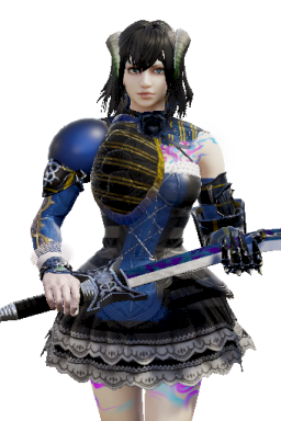 Custom Miriam Series:Bloodstained Style:Ivy // 256x384 // 246.8KB