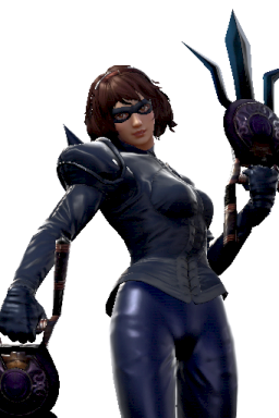 Custom Queen Series:Persona Style:Voldo // 256x384 // 176.3KB