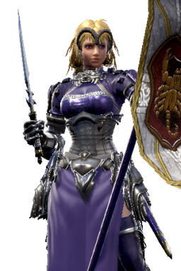 Custom DLC Ruler Series:Fate Style:Hilde // 256x384 // 285.3KB
