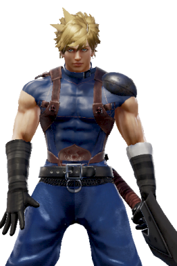 Cloud_Strife Custom DLC Series:Final_Fantasy Style:Siegfried // 256x384 // 234.3KB