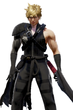 Cloud_Strife Custom DLC Series:Final_Fantasy Style:Siegfried // 256x384 // 170.9KB