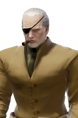 Big_Boss Custom DLC Series:Metal_Gear Snake Style:Taki // 256x384 // 243.5KB