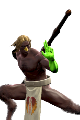 Custom Modded Style:Kilik Xavier series:Xavier_Renegade_Angel // 256x384 // 151.6KB
