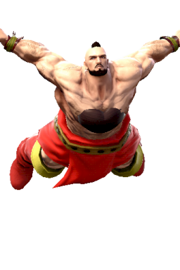 Custom Series:Street_Fighter Style:Astaroth Zangief // 256x384 // 147.3KB
