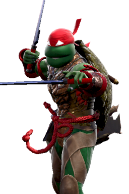 Raphael Series:Teenage_Mutant_Ninja_Turtles Splinter Style:Taki // 256x384 // 178.0KB