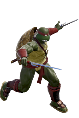Custom Raphael Series:Teenage_Mutant_Ninja_Turtles Style:Taki // 256x384 // 130.8KB