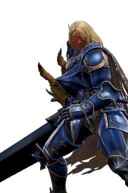 Custom Modded Nightmare Series:Soulcalibur Style:Siegfried // 256x384 // 202.4KB