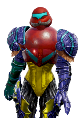 Custom DLC Samus Series:Metroid Series:Super_Smash_Bros Style:Ivy // 256x384 // 289.9KB