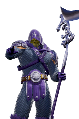 Custom Series:He-Man Skeletor Style:Zasalamel // 256x384 // 207.9KB