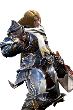 Custom Modded Series:Soulcalibur Siegfried Style:Nightmare // 256x384 // 264.6KB