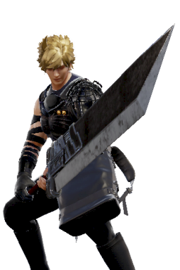 Cloud Custom Modded Series:Final_Fantasy Style:Siegfried // 256x384 // 153.8KB