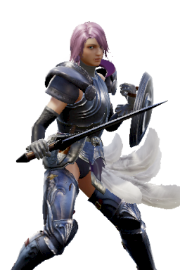 Custom Lightning Series:Final_Fantasy Style:Cassandra // 256x384 // 209.6KB