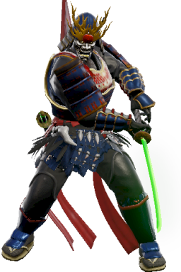 Alternate Modded Style:Yoshimitsu Unbreakable_Parts // 256x384 // 212.9KB