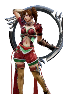 Alternate Series:Soulcalibur Style:Tira Tira // 256x384 // 235.5KB