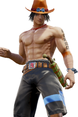 Ace Custom DLC Portgas_D_Ace Series:One_Piece Style:Maxi // 256x384 // 234.4KB