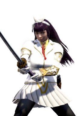 Custom Kagura Series:Fairy_Tail Style:Mitsurugi // 256x384 // 195.7KB