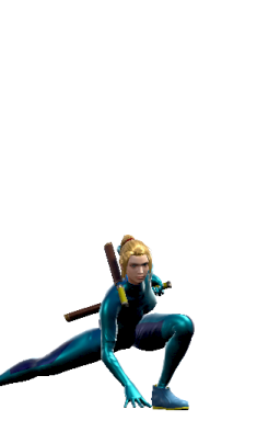 Custom Series:Metroid Style:Taki Zero_Suit_Samus // 256x384 // 51.1KB