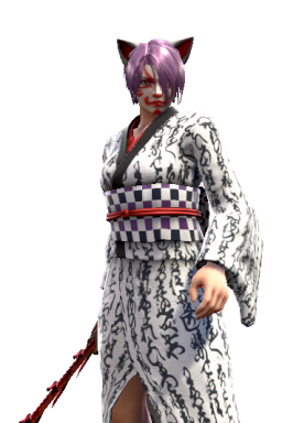 Breakable Custom Import NPC Series:Libra_of_Soul Series:Nekomata_Gang Series:Soulcalibur Style:Ivy Tama // 256x384 // 226.2KB