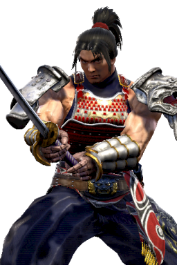 Alternate Mitsurugi Series:Soulcalibur Style:Mitsurugi // 256x384 // 274.3KB