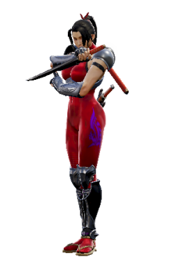 Alternate Series:Soulcalibur Style:Taki Taki // 256x384 // 90.2KB
