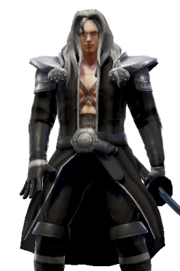 Custom DLC Sephiroth Series:Final_Fantasy Style:Siegfried // 256x384 // 182.2KB