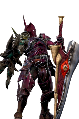 DLC Modded Series:Soulcalibur Siegfried! Soul_Blade Style:Nightmare // 256x384 // 229.4KB